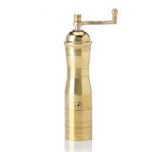 Brass coffee mill Alexander No 304