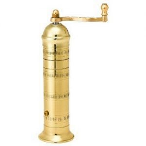 Brass pepper mill Alexander No 103