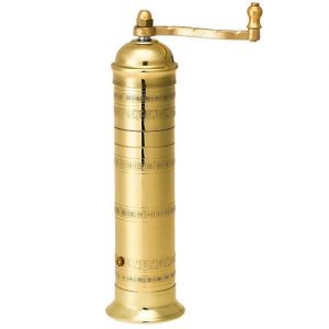 Brass pepper mill Alexander No 105